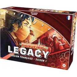 Pandemic Legacy saison 1 - Boîte rouge un jeu Z-Man Games