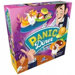 Panic diner un jeu Blue orange