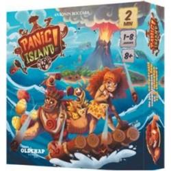 Panic Island un jeu Oldchap