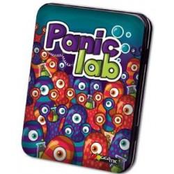 Panic Lab un jeu Gigamic