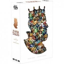 Paper Tales un jeu Catch up Games