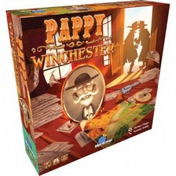 Pappy Winchester un jeu Blue orange