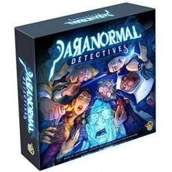 Paranormal detectives un jeu Lucky Duck Games