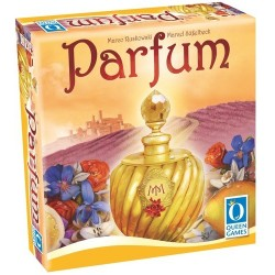 Parfum un jeu Queen Games