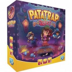 Patatrap Quest un jeu Space Cow