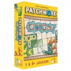 Patchwork Doodle un jeu Funforge