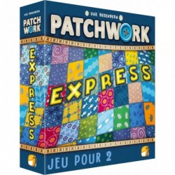 Patchwork Express un jeu Funforge