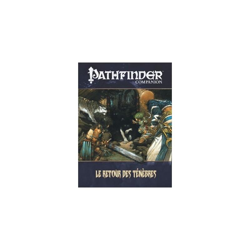 Pathfinder - Guide du joueur du Retour des Ténèbres un jeu Black Book
