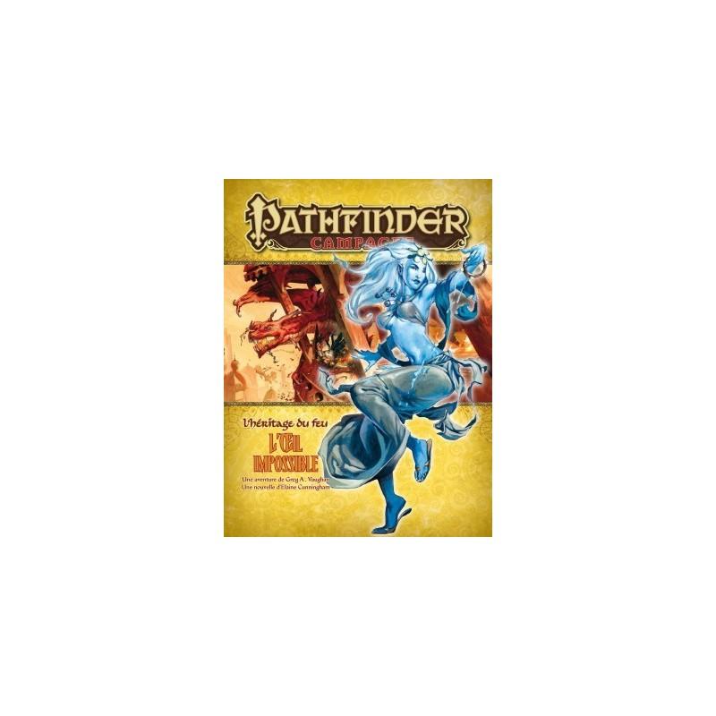 Pathfinder 23 - L'oeil impossible un jeu Black Book