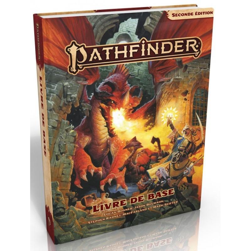 Pathfinder seconde édition - Livre de base un jeu Black Book