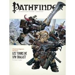 Pathfinder 6 - Les Tours de Xin-Shalast un jeu Black Book