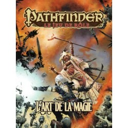Pathfinder - L'Art de la Magie un jeu Black Book