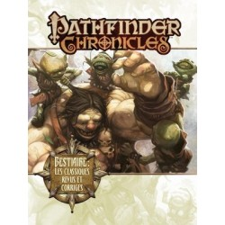 Pathfinder Chronicles Bestiaire un jeu Black Book