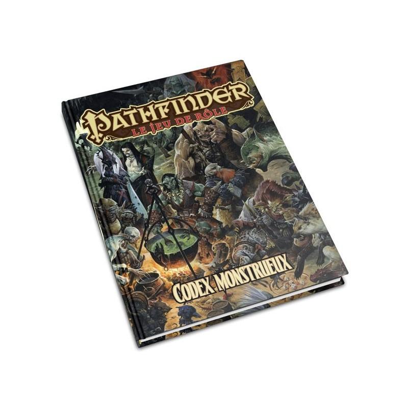 Codex monstrueux un jeu Black Book