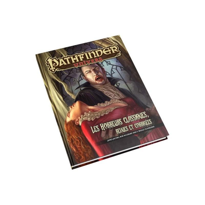 Les horreurs classiques revues et corrigées un jeu Black Book