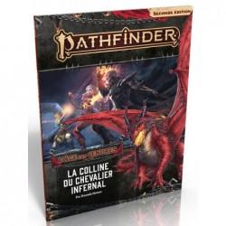 La colline du chevalier infernal 1/6 un jeu Black Book