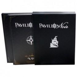 Pavillon Noir : Coffret 2 livres un jeu Black Book