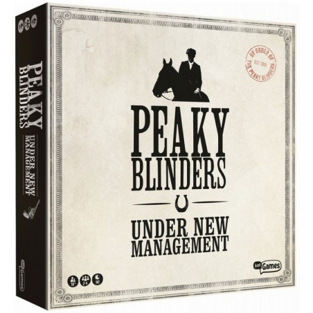 Peaky Blinders Under New Management un jeu