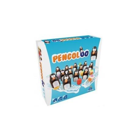 Pengoloo Nouvelle Version Plastique un jeu Blue orange