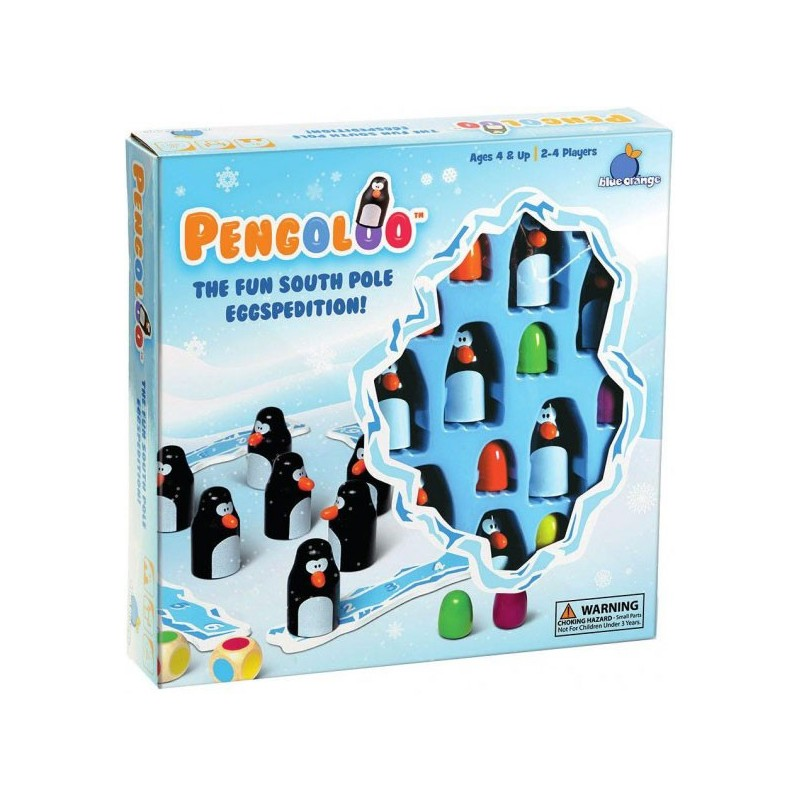 Pengoloo - Version plastique un jeu Blue orange