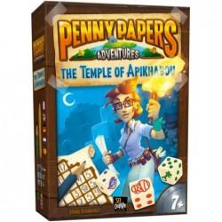 Penny Papers Adventures - The temple of Apikhabou un jeu Sit down