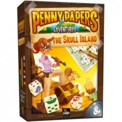 Penny Papers Adventures - Skull Island un jeu Sit down