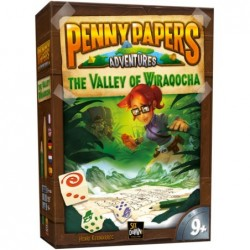 Penny Papers Adventures - Valley of Wiraqocha un jeu Sit down