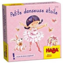 Petite danseuse étoile un jeu Haba