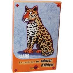 Le petit jeu des animaux d'Afrique un jeu Jeux FK