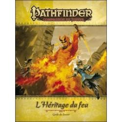 Pathfinder Guide du joueur de l'Héritage du feu un jeu Black Book