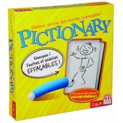 Pictionary un jeu Hasbro