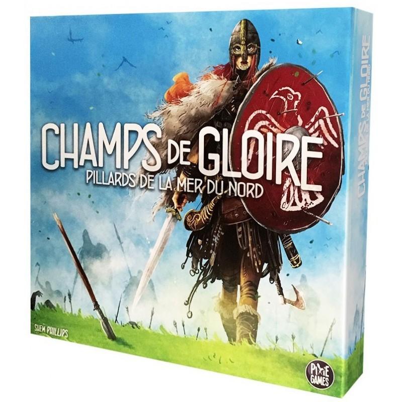 Pillards de la mer du Nord - Champs de gloire un jeu Pixie Games