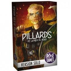 Pillards de la mer du nord - Version solo un jeu Pixie Games