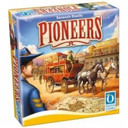 Pioneers un jeu Queen Games
