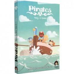 Pirates - La bd dont vous êtes le héros - Tome 3 un jeu Makaka Editions