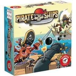 Pirate Ships un jeu Piatnik