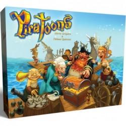 Piratoons un jeu Act in games