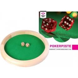 Piste de dé ronde 29cm un jeu Longfield Games