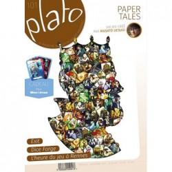 Plato n∞101 un jeu Plato magazine