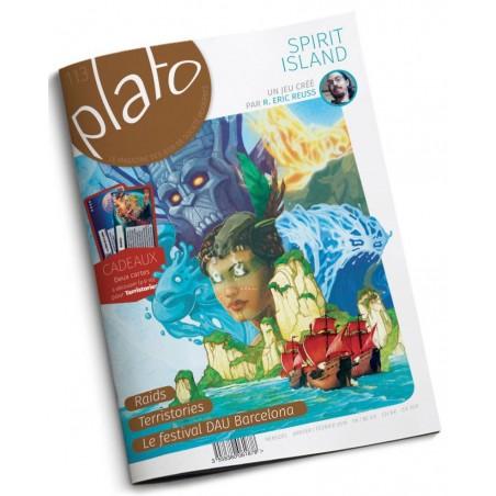 Plato magazine n∞ 113 un jeu Plato magazine