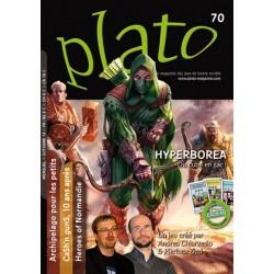 Plato n∞70 un jeu Plato magazine