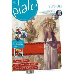 Plato n∞76 un jeu Plato magazine