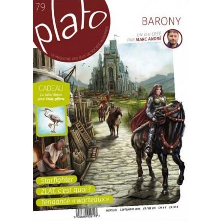 Plato n∞79 un jeu Plato magazine