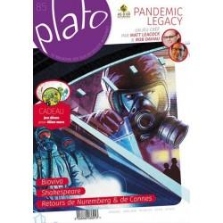 Plato n∞85 un jeu Plato magazine