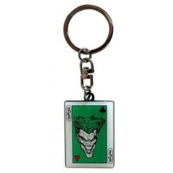 Porte clés The Joker un jeu ABYstyle