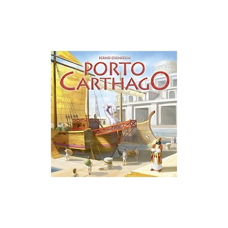 Porto Carthago (VO) un jeu Iron games