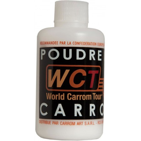 Poudre de Carrom 100g un jeu Carrom Art