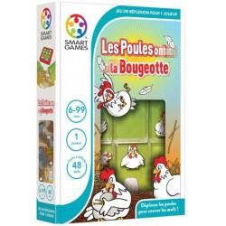 Les Poules ont la Bougeotte un jeu Smart Games