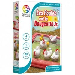 Les poules ont la bougeotte Junior un jeu Smart Games