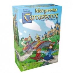 Mon premier Carcassonne un jeu Filosofia